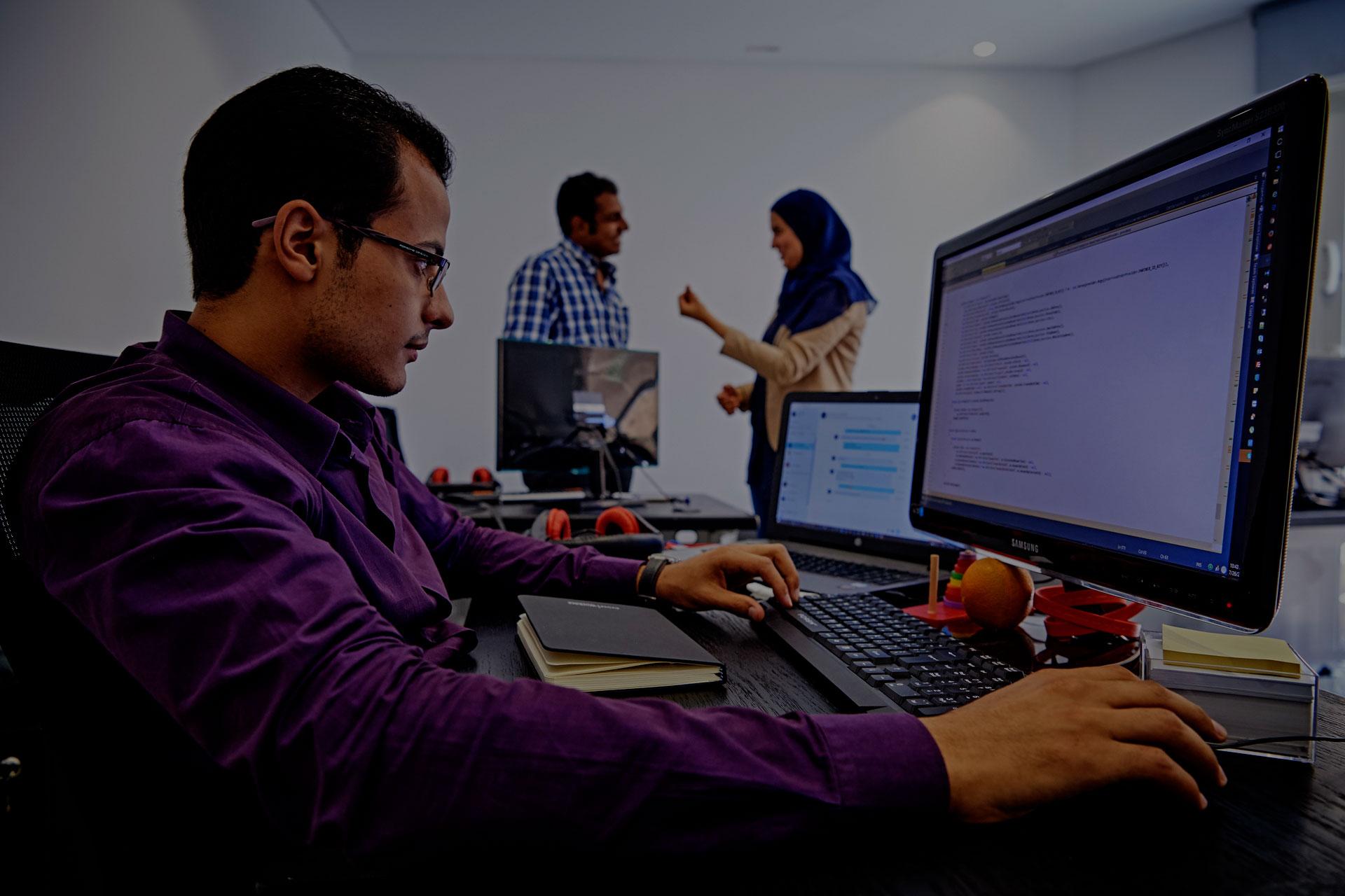 Web-Cairo-developer-computer