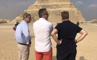 "Cairo – great outstaffing destination and a ""must see"" city!"